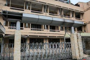 Hà Nội: Nhiều trụ sở, cơ quan nhà nước ở Hà Đông bị bỏ hoang