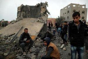 Nóng: Căng thẳng cuộc xung đột Israel - Palestine ở Gaza