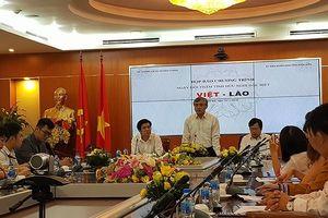 Sắp diễn ra 'Ngày hội Thắm tình hữu nghị đặc biệt Việt Nam - Lào'