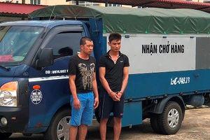 Quái chiêu của nhóm trộm cắp chuyên sử dụng xe tải đi gây án