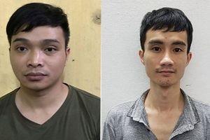 Bắt 2 thanh niên dùng CC chùa mua hàng từ Nhật