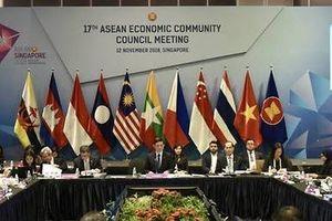 Trước hội nghị thượng đỉnh, ASEAN ký thỏa thuận thương mại điện tử