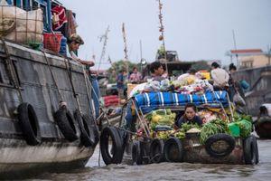 'Việt Nam cần ngăn cơn khát nước ngầm để ĐBSCL không sụt lún'