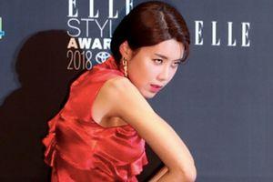 Nữ diễn viên Hàn Jang Do Yeon làm lố trên thảm đỏ