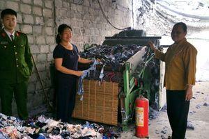 Phòng chống cháy, nổ tại Thường Tín: Nhiều mô hình hiệu quả