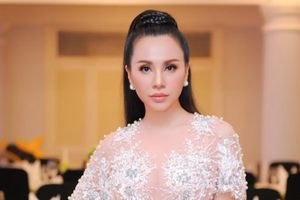 Châu Ngọc Bích tranh tài tại Hoa hậu Quý bà Hoàn vũ Thế giới 2018