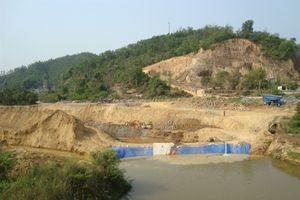 Lâm Đồng: Tăng cường quản lý khai thác cát lòng sông, suối