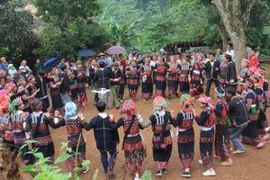 Độc đáo Tết cơm mới của người Xá Phó ở Lào Cai