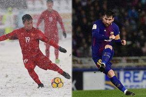 Tin AFF Cup 2018 ngày 13.11: Quang Hải có thể đối đầu Messi; Lộ át chủ bài tuyển Việt Nam đấu Malaysia
