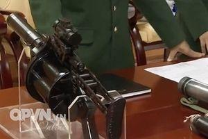 Tốc độ mắt chóng mặt của súng phóng lựu Việt Nam