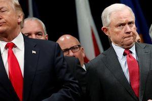 Lại dậm dọa điều tra Tổng thống Trump