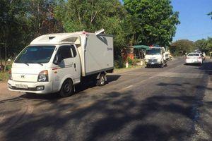 2 quân nhân tử vong trên đường ra thao trường