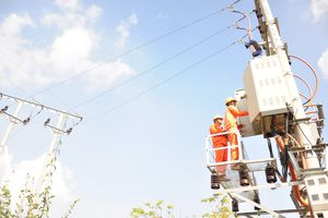 EVN phấn đấu năm 2020 có 95% số xã đạt chuẩn tiêu chí về điện trong xây dựng NTM