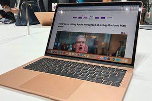 Những lý do đủ thuyết phục bạn nên mua MacBook Air mới?