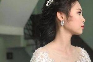Cô dâu xinh đẹp trong đám cưới khủng ở Vĩnh Phúc, dựng rạp đã mất 1 tỷ đồng