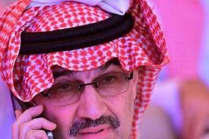 Hoàng tử Ả Rập ăn chơi nhất thế giới bất ngờ tái xuất