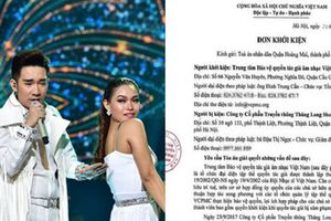 Live concert Quang Hà bị nhiều nhạc sĩ khiếu nại vi phạm tác quyền