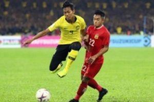Myanmar thắng đậm trên sân nhà, Malaysia vươn lên đầu bảng