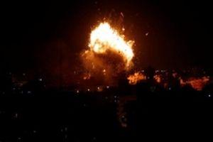 Căng thẳng leo thang giữa Gaza và Israel