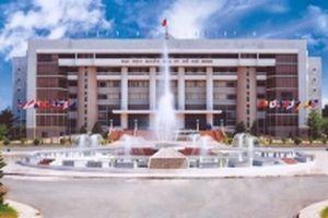 Đại học Quốc gia TP Hồ Chí Minh - tổ hợp thành công trong giáo dục đại học