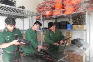 Đoàn 2, Bộ đội Biên phòng: Bám sát địa bàn, kịp thời trấn áp tội phạm