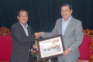 TP Đà Nẵng triển khai có hiệu quả các chương trình, dự án hợp tác với Lào