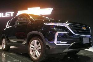 Chevrolet Captiva 2019 phong cách 'xế Tàu' Baojun 530