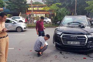Lái xe Audi Q5 gây tai nạn kinh hoàng trên đường Hà Nội là ai?