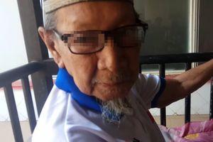 Ông lão 80 tuổi người Indonesia chém chết vợ vì bị từ chối 'ân ái'