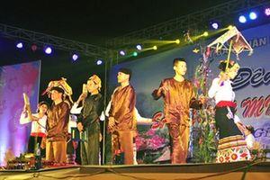 Đêm hội Sắc xuân miền Tây Nghệ An năm 2019 sẽ diễn ra tại huyện Con Cuông
