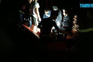 Người nhái thâu đêm lặn tìm nam thanh niên nhảy cầu mất tích