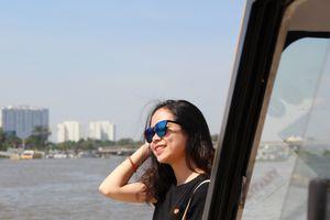 Ngắm Sài Gòn từ sông nước
