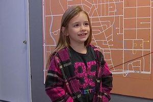 Bé gái 8 tuổi kịp thời cứu cả nhà khỏi hỏa hoạn