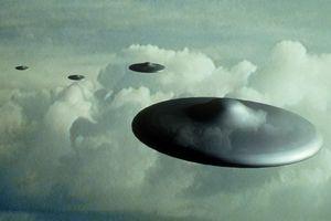 Phát hiện đĩa bay của người ngoài hành tinh ở Ireland?