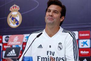 Real Madrid chưa kịp 'rục rịch', Solari đã chính thức thành HLV trưởng đội 1