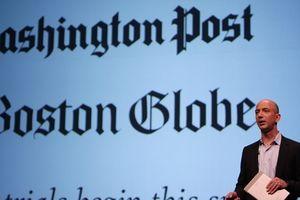 Vì sao các tỉ phú đổ tiền mua những tờ báo?