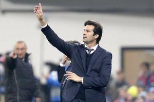 Real Madrid quyết định bổ nhiệm Santiago Solari thành HLV chính thức
