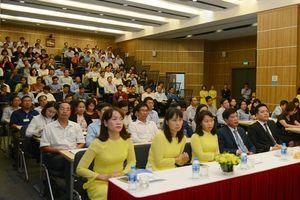 Khai giảng khóa 'Bồi dưỡng nâng cao kiến thức quản lý nhà nước về báo chí'