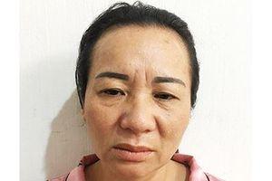 Quen thói 'nữ quái' 7 tiền án vào đền móc túi du khách