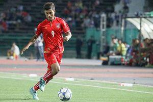 Myanmar giấu kỹ 'đại pháo' cho trận quyết đấu tuyển Việt Nam