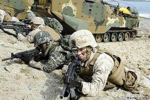Triều Tiên chỉ trích Mỹ - Hàn tập trận