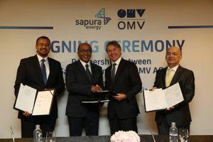 OMV lập liên doanh với Sapura Energy