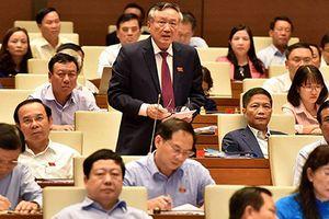 Sáng nay, Chánh án TANDTC Nguyễn Hòa Bình báo cáo công tác trước Quốc hội