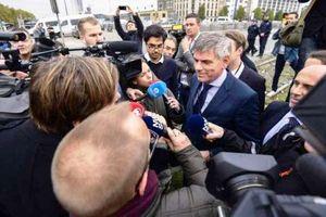 Nghị sĩ Bỉ bị nghi ngờ 'làm gián điệp' cho Trung Quốc