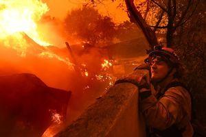 Cháy rừng ở California kinh hoàng nhất lịch sử, 44 người thiệt mạng