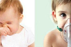 Lý do nguy hiểm mẹ Việt cần biết khi tự ý xông mũi cho trẻ