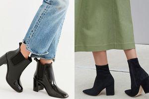 Đâu chỉ 'sang chảnh', 10 đôi boot này còn được yêu thích vì ai đi cũng đẹp