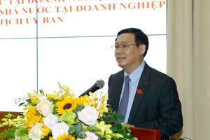 Bộ TT&TT bàn giao VNPT và Mobifone về Ủy ban quản lý vốn Nhà nước