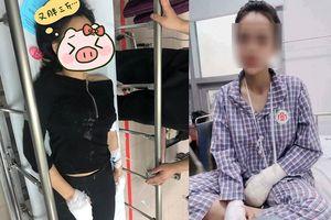 Thực hư vụ nữ sinh Hà Nội xô xát bạn cùng lớp bị 11 kẻ côn đồ đánh nhập viện?