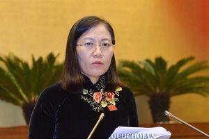 Bộ trưởng Tô Lâm giải trình trước Quốc hội về công tác điều tra tội phạm